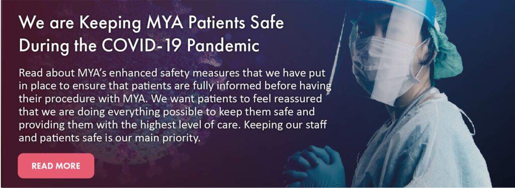 MYA COVID safety measures