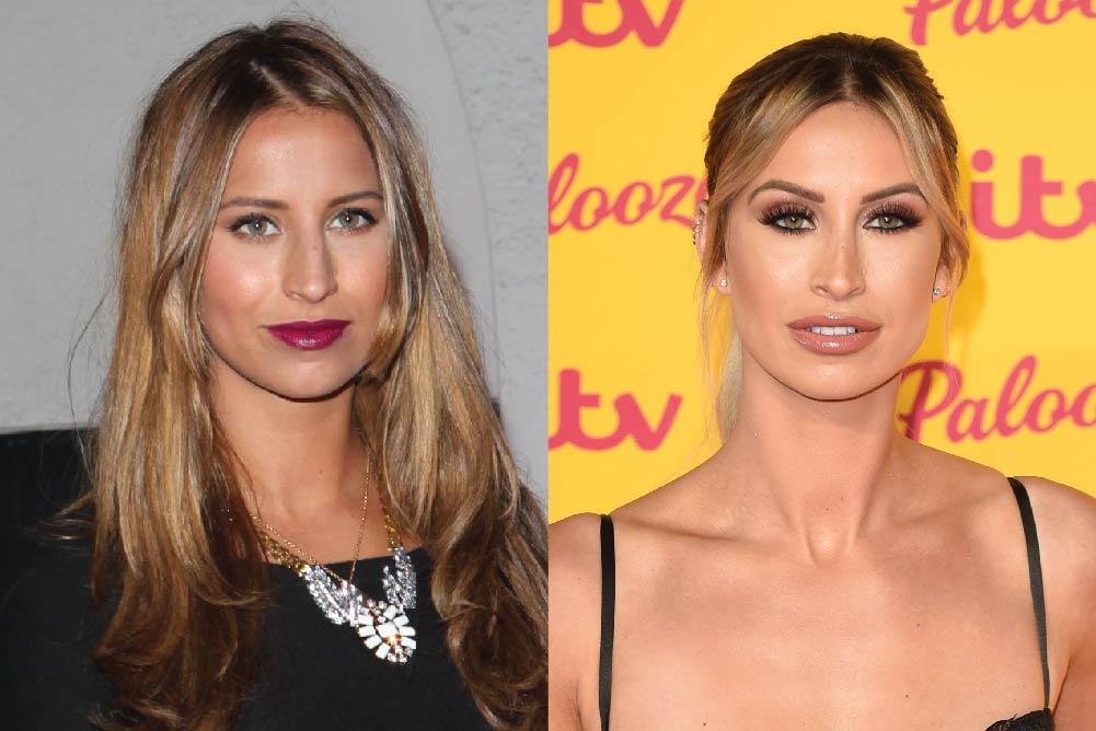 Has Ferne Mccann had cosmetic surgery?