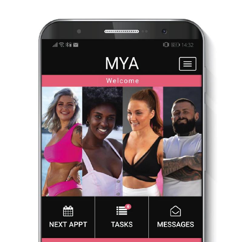 What is the MYA Patient Portal?